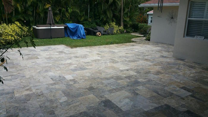 Patios Encompass Brick Pavers