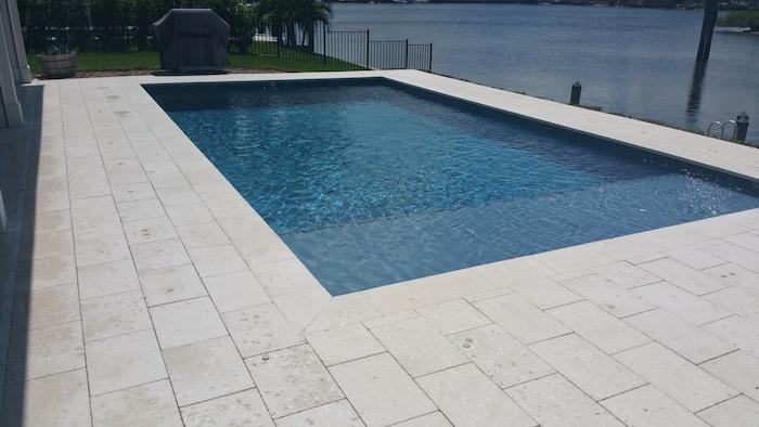 Pool Decks Encompass Brick Pavers